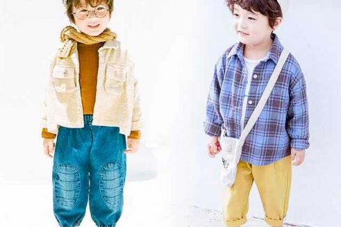 适合乡镇的童装品牌加盟哪个好