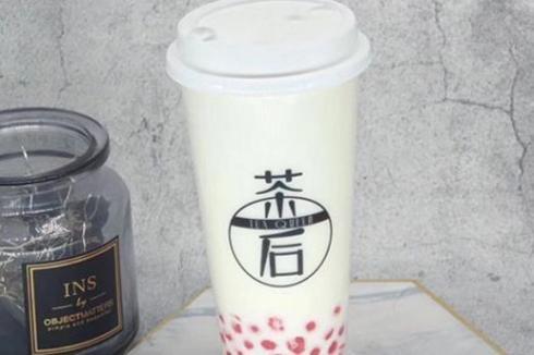 小县城奶茶店一天营业额多少