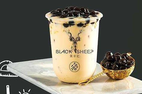 黑羊社奶茶在哪儿开店好 生意怎么样