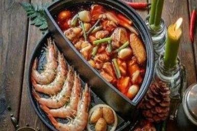 梦时代涮烤锅食汇