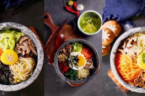 正宗韩式石锅拌饭怎么做