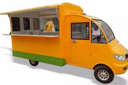 多功能美食车价格是多少 一路飘香小吃车发展*热