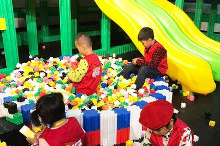 大帝鹅积木儿童乐园加盟费多少