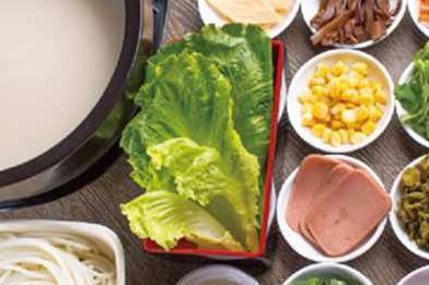 云南**餐饮企业排名 张一碗过桥米线***