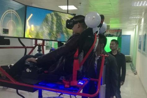 2019在縣城開一家VR體驗館**嗎