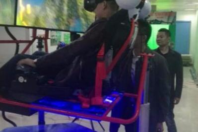 动力时空VR游戏体验中心好玩吗