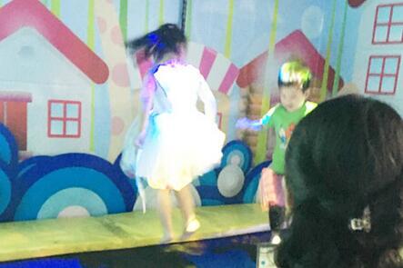 商场儿童乐园加盟品牌选哪个好 投资要多少*