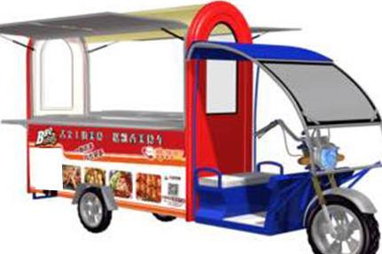 多功能烧烤车价格是多少 怎么加盟