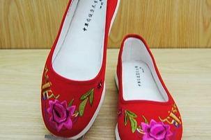 投資一家泗州布鞋專賣店好不好