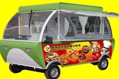 美味时代小吃车适合开在哪里 灵活选址轻松经营