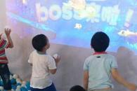 兒童室內游樂場加盟費用大概是多少