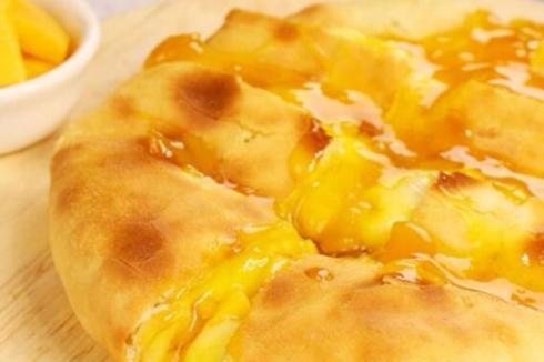 薯榴季水果芝士饼