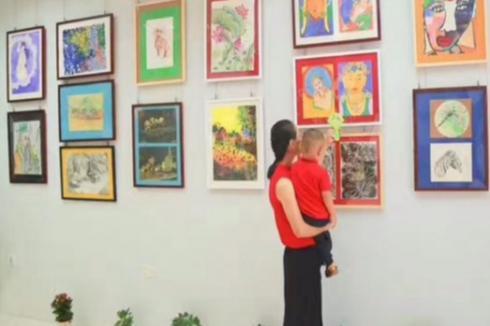 新艺代美术培训