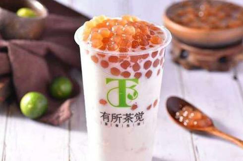 广东茶饮加盟店排行榜有哪些品牌