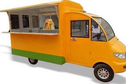 烧烤小吃车哪里有卖 生意怎么样