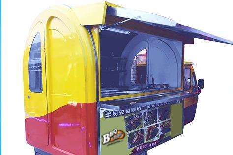 一辆普通的小吃车要多少* 哪里便宜啊