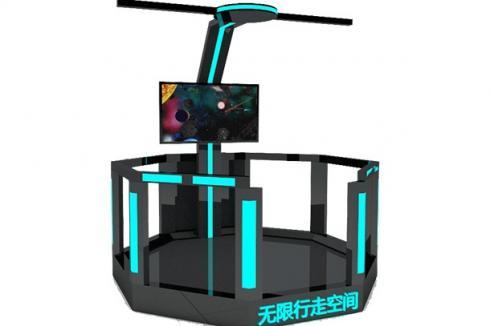 潮玩空间VR体验店的投入有多大