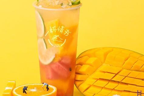 天津开一家奶茶店可以吗 一杯情书加盟有不有帮助