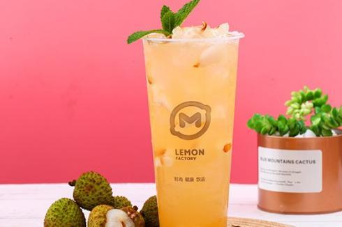 檸檬工坊鮮果茶