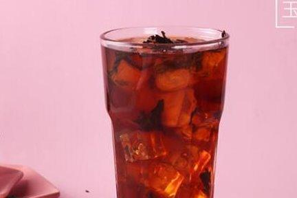 冰雪时光饮品