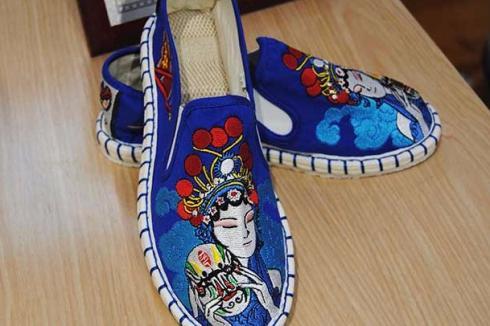 泗州布鞋有名气吗