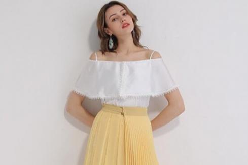 品牌潮流女裝服裝連鎖店招商代理加盟要多少錢