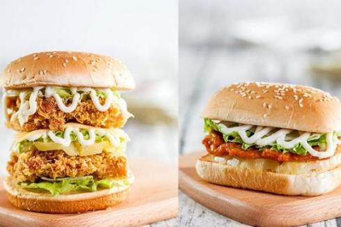 2019汉堡店开在什么地段好