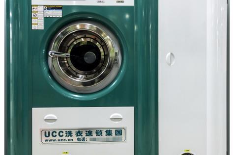 为何每一家UCC**洗衣都生意不错