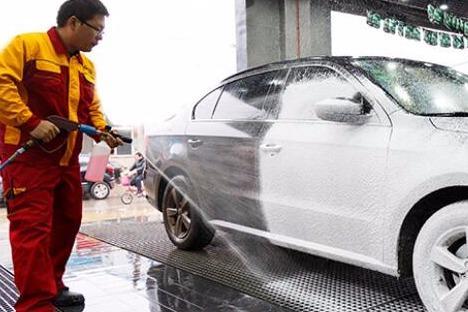汽车美容培训要学多久 卡诺嘉让你快速掌握技术
