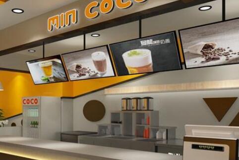 MIN COCO茶饮的操作流程是怎样的 怎么操作的