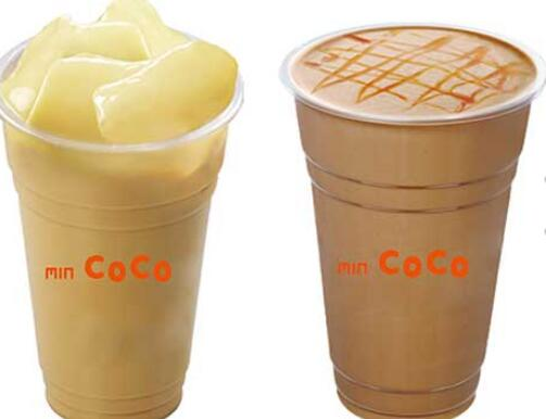 MIN COCO茶饮招商加盟
