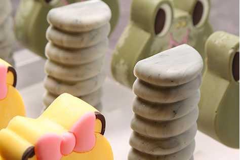小吃街卖3D冰淇淋受欢迎吗 竞争力大不大
