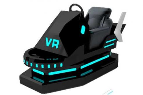 商铺假二楼适合做什么 潮玩空间VR体验馆