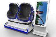 二楼商铺适合做什么生意 潮玩空间VR体验馆有市场