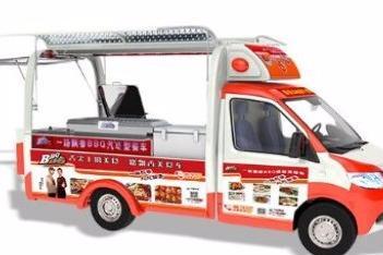 小吃车去哪买 一路飘香全国都可购