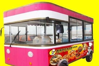 美味时代小吃车总店在哪里好 店面如何经营生意好