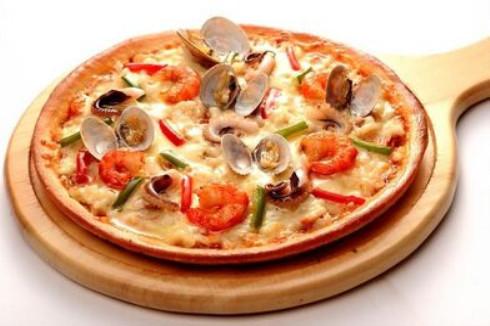 一个掌上披萨成本多少