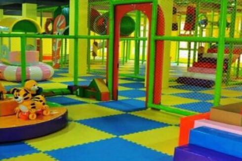 淘嘻乐儿童乐园好玩吗