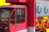 美味时代小吃车怎么样 一站式服务受欢迎