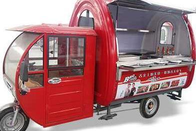 烧烤铺子小吃车加盟怎么样