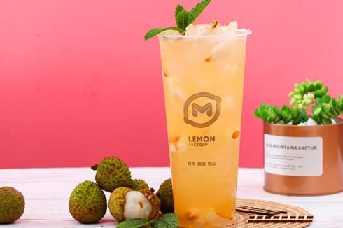 鲜果茶有多少品牌 柠檬工坊发展不错