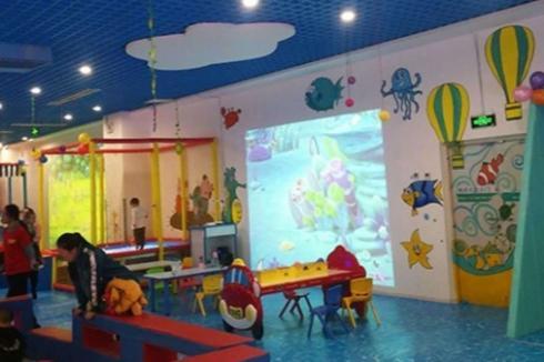 受欢迎的室内儿童乐园加盟品牌有哪些