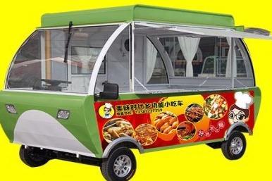 小吃车生意怎么做 去投资创业复杂吗