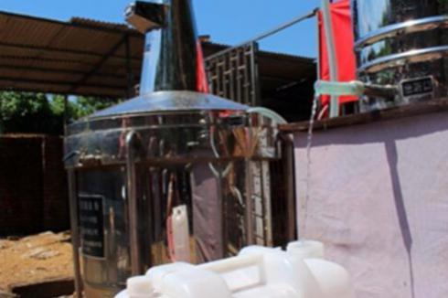 自办小型酿酒厂前景 酒立方酿造设备怎么样前景好
