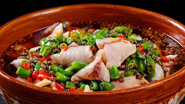 德鱼得水酸菜鱼米饭