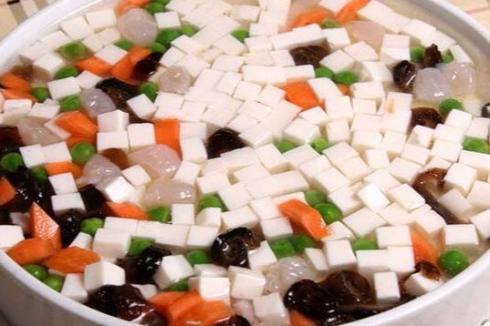 鲜豆人家花生豆腐机
