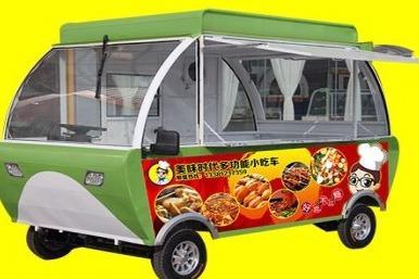 如何让小吃车生意好做 美味时代小吃车加盟有扶持吗