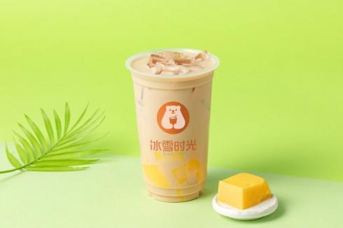 冰雪时光奶茶店的发展前景好吗
