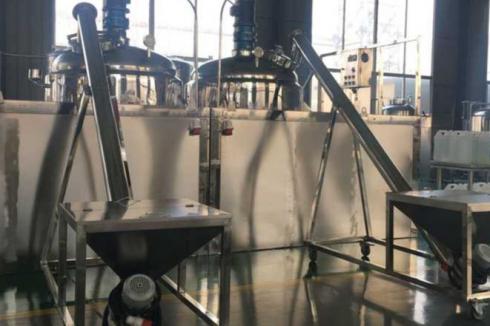 哪里有洗衣粉生产设备机械 成本高不高