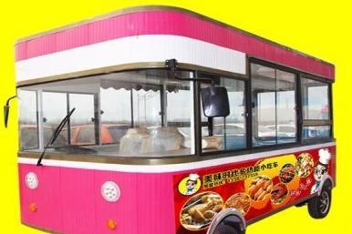 小吃车有多少品牌 美味时代当发展不错